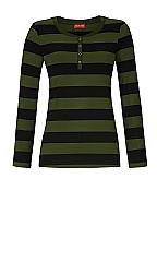 T-Shirt met knoopsluiting 510/900