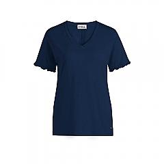 Shirt Short Sleeve Solids Navy