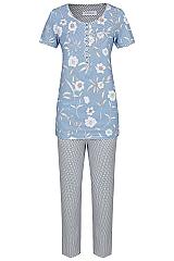 Pyjama met 7/8 broek 254