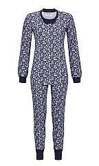 Pyjama met boordjes 286