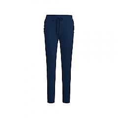 Trousers Long Solids Navy