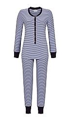 Pyjama met boordjes 228