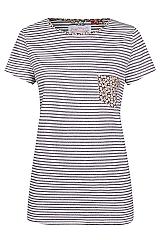 T-Shirt gestreept mix&match