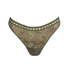 Prima Donna Twist rainforest thong