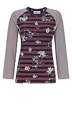 T-Shirt in dessinmix B270