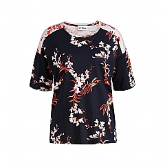 Shirt Short Sleeve Orchid