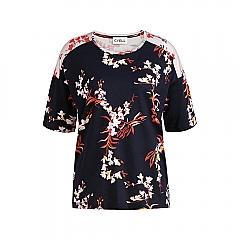 Shirt Short Sleeve Orchid
